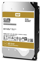 Western Digital 12TB GOLD 256MB - WD RE DRIVE 3.5IN SATA 6GB/S 7200RPM 12000GB Serial ATA III Interne Festplatte