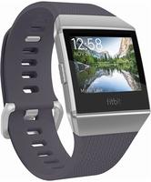 Fitbit Ionic GPS Grau Smartwatch (Grau, Grau)