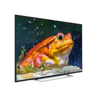 Toshiba 55U6763DA 55Zoll 4K Ultra HD Smart-TV WLAN Schwarz LED-Fernseher (Schwarz)
