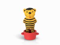 tonies 01-0001 Musikspielzeug Musikalisches Spielzeug (Schwarz, Gelb)
