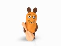 tonies 01-0006 Musikspielzeug Musikalisches Spielzeug (Schwarz, Braun, Orange, Holz)