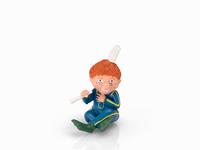 tonies 01-0008 Musikspielzeug Musikalisches Spielzeug (Beige, Blau, Grün, Orange)