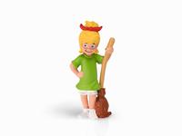 tonies 01-0012 Toy musical box figure Musikalisches Spielzeug (Beige, Braun, Grün, Gelb)