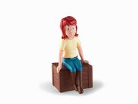 tonies 01-0037 Musikspielzeug Musikalisches Spielzeug (Beige, Blau, Braun, Rot, Gelb)