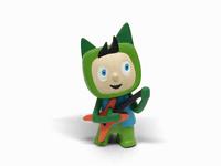 tonies 02-0010 Musikspielzeug Musikalisches Spielzeug (Grün, Mehrfarben)