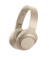 Sony h.ear on 2 Wireless NC Gold ohrumschließend Kopfband Kopfhörer (Gold)