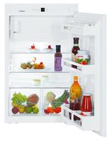 Liebherr IKS 1624 Eingebaut 134l A++ Weiß Kühlschrank mit Gefrierfach (Weiß)