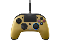 NACON PS4OFPADREVGOLD Gamepad PlayStation 4 Gold Spiele-Controller (Gold)