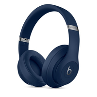 Beats by Dr. Dre Beats Studio3 Kopfband Binaural Verkabelt/Kabellos Blau Mobiles Headset (Blau)