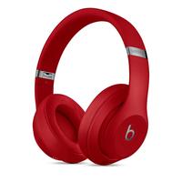 Beats by Dr. Dre Beats Studio3 Kopfband Binaural Verkabelt/Kabellos Rot Mobiles Headset (Rot)