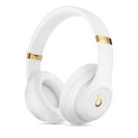 Beats by Dr. Dre Beats Studio3 Kopfband Binaural Verkabelt/Kabellos Weiß Mobiles Headset (Weiß)