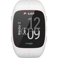 Polar M430 Bluetooth 128 x 128Pixel Weiß Sportuhr (Weiß)