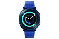 Samsung Gear Sport 1.2Zoll AMOLED GPS Blau Smartwatch (Blau, Blau)