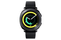 Samsung Gear Sport 1.2Zoll AMOLED GPS Schwarz Smartwatch (Schwarz, Schwarz)