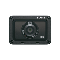 Sony DSCRX0 21MP Full HD CMOS WLAN 95g Actionsport-Kamera (Schwarz)