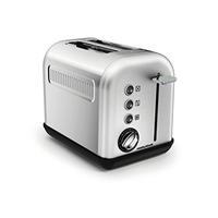 Morphy Richards Accents Special Edition 2Scheibe(n) 940W Gebürsteter Stahl Toaster (Gebürsteter Stahl)