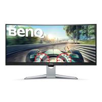 Benq EX3501R 35Zoll 4K Ultra HD LED Grau Gebogen Computerbildschirm (Grau)