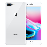 Apple iPhone 8 Plus Single SIM 4G 64GB Silber (Silber)