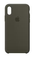 Apple MR522ZM/A 5.8Zoll Hauthülle Olive Handy-Schutzhülle (Olive)