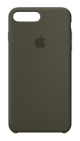 Apple MR3Q2ZM/A 5.5Zoll Hauthülle Olive Handy-Schutzhülle (Olive)