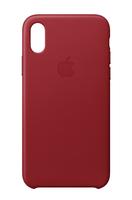Apple MQTE2ZM/A 5.8Zoll Hauthülle Rot Handy-Schutzhülle (Rot)