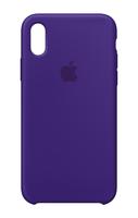 Apple MQT72ZM/A 5.8Zoll Hauthülle Violett Handy-Schutzhülle (Violett)