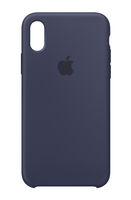 Apple MQT32ZM/A 5.8Zoll Hauthülle Blau Handy-Schutzhülle (Blau)