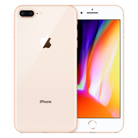 Apple iPhone 8 Plus Single SIM 4G 256GB Gold (Gold)