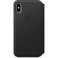 Apple MQRV2ZM/A 5.8Zoll Abdeckung Schwarz Handy-Schutzhülle (Schwarz)