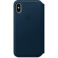 Apple MQRW2ZM/A 5.8Zoll Abdeckung Blau Handy-Schutzhülle (Blau)