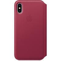 Apple MQRX2ZM/A 5.8Zoll Abdeckung Rot Handy-Schutzhülle (Rot)