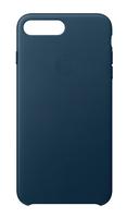 Apple MQHR2ZM/A 5.5Zoll Hauthülle Blau Handy-Schutzhülle (Blau)