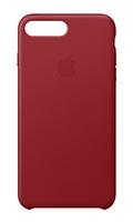 Apple MQHN2ZM/A 5.5Zoll Hauthülle Rot Handy-Schutzhülle (Rot)