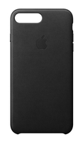 Apple MQHM2ZM/A 5.5Zoll Hauthülle Schwarz Handy-Schutzhülle (Schwarz)