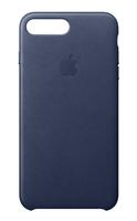 Apple MQHL2ZM/A 5.5Zoll Hauthülle Blau Handy-Schutzhülle (Blau)