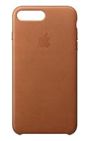 Apple MQHK2ZM/A 5.5Zoll Hauthülle Braun Handy-Schutzhülle (Braun)