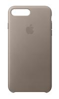 Apple MQHJ2ZM/A 5.5Zoll Hauthülle Graubraun Handy-Schutzhülle (Graubraun)