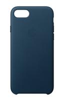 Apple MQHF2ZM/A 4.7Zoll Hauthülle Blau Handy-Schutzhülle (Blau)