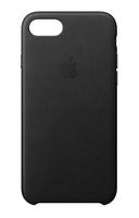 Apple MQH92ZM/A 4.7Zoll Hauthülle Schwarz Handy-Schutzhülle (Schwarz)