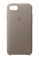 Apple MQH62ZM/A 4.7Zoll Hauthülle Graubraun Handy-Schutzhülle (Graubraun)