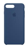 Apple MQH02ZM/A 5.5Zoll Hauthülle Blau Handy-Schutzhülle (Blau)