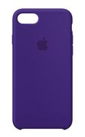 Apple MQGR2ZM/A 4.7Zoll Hauthülle Violett Handy-Schutzhülle (Violett)