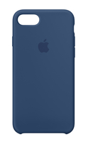 Apple MQGN2ZM/A 4.7Zoll Hauthülle Blau Handy-Schutzhülle (Blau)