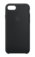 Apple MQGK2ZM/A 4.7Zoll Hauthülle Schwarz Handy-Schutzhülle (Schwarz)