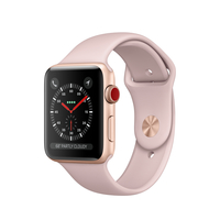 Apple Watch Series 3 OLED 34.9g Gold Smartwatch (Pink, Gold)