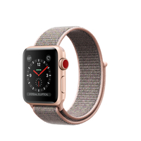 Apple Watch Series 3 OLED 28.7g Gold Smartwatch (Multi, Gold)