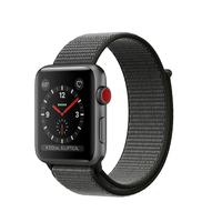 Apple Watch Series 3 OLED 34.9g Grau Smartwatch (Grau, Grau)