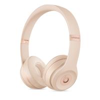 Beats by Dr. Dre Beats Solo3 Kopfband Binaural Verkabelt/Kabellos Gold Mobiles Headset (Gold)