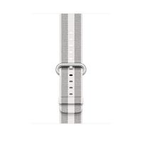 Apple MQVT2ZM/A Band Weiß Nylon Smartwatch-Zubehör (Weiß)