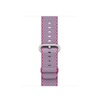 Apple MQVD2ZM/A Band Pink, Violett Nylon Smartwatch-Zubehör (Pink, Violett)